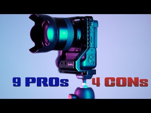 Repeat Sony A6400 - 9 Pros & 4 Cons Free LUT Included by Vid Headz