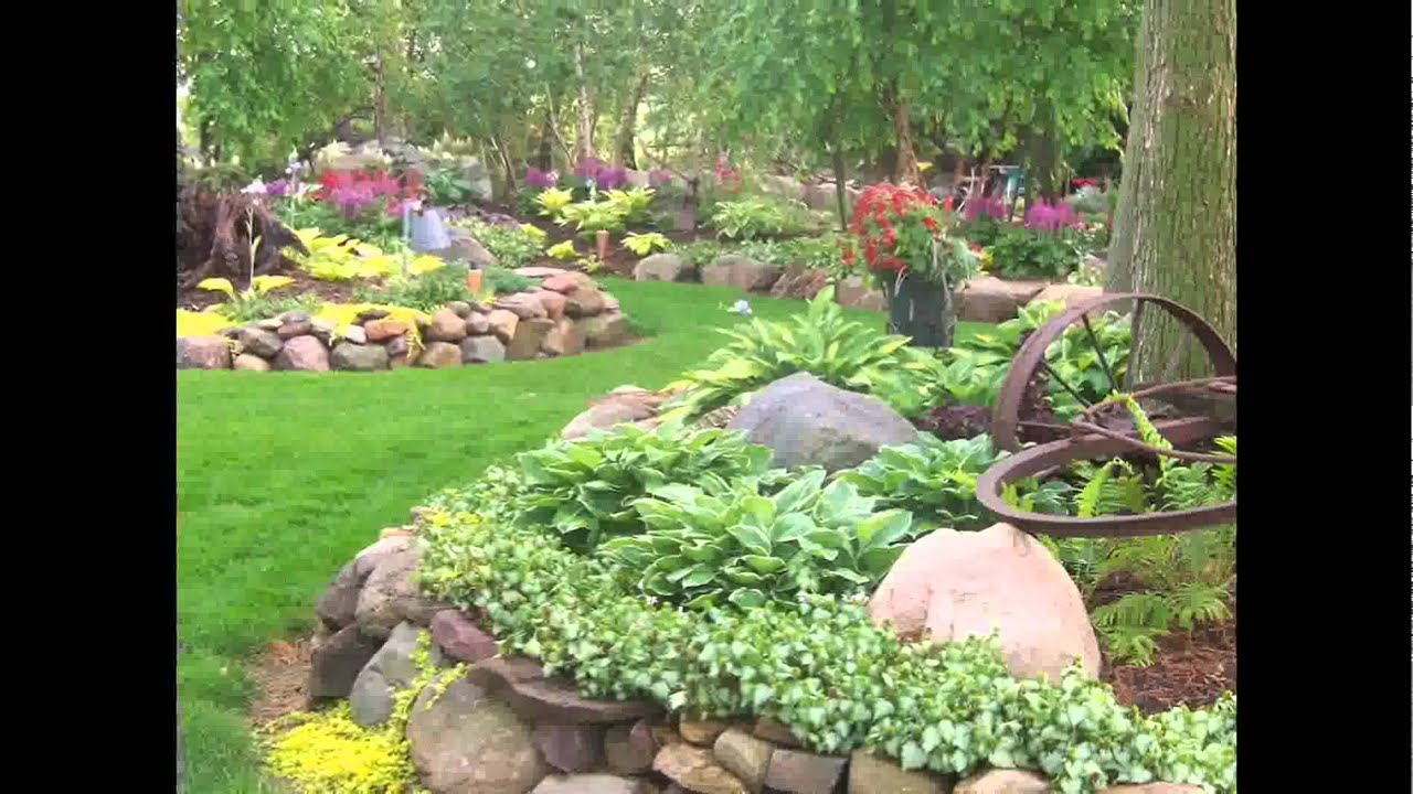 Rock Garden Designs | Rock Garden Designs For Front Yards | Small Rock  Garden Designs   YouTube