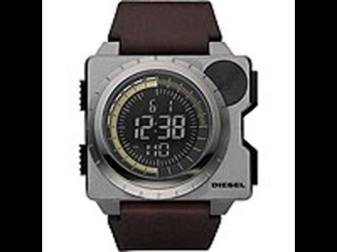 наручные мужские часы электронные касио - YouTube