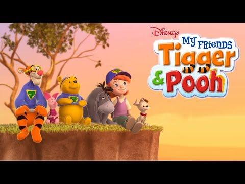 Посмотреть мультфильм мои друзья тигруля и винни