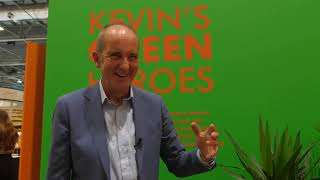Kevin McCloud's Top Green Heroes for 2019