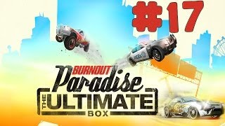Burnout Paradise: The Ultimate Box - Walkthrough - Part 17 (PC) [HD]