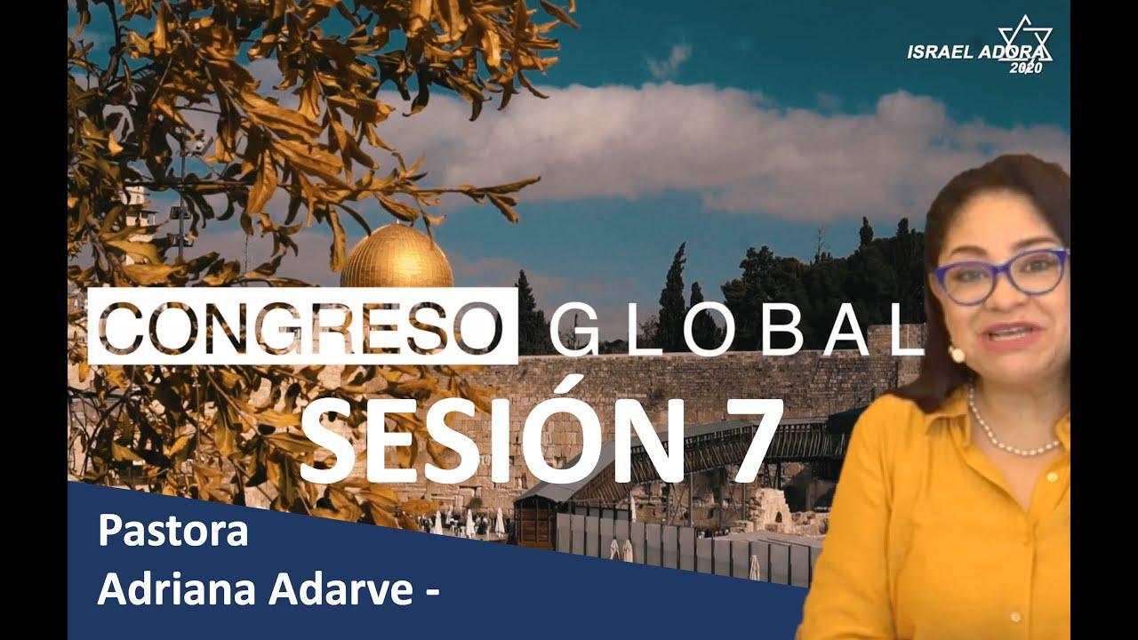 Sesión 7 - Congreso Global En Linea - Pastora Adriana Adarve