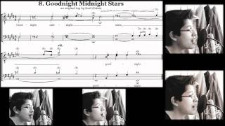 Goodnight Midnight Stars Tag - One Man A Cappella Multitrack in HD - Danny Fong