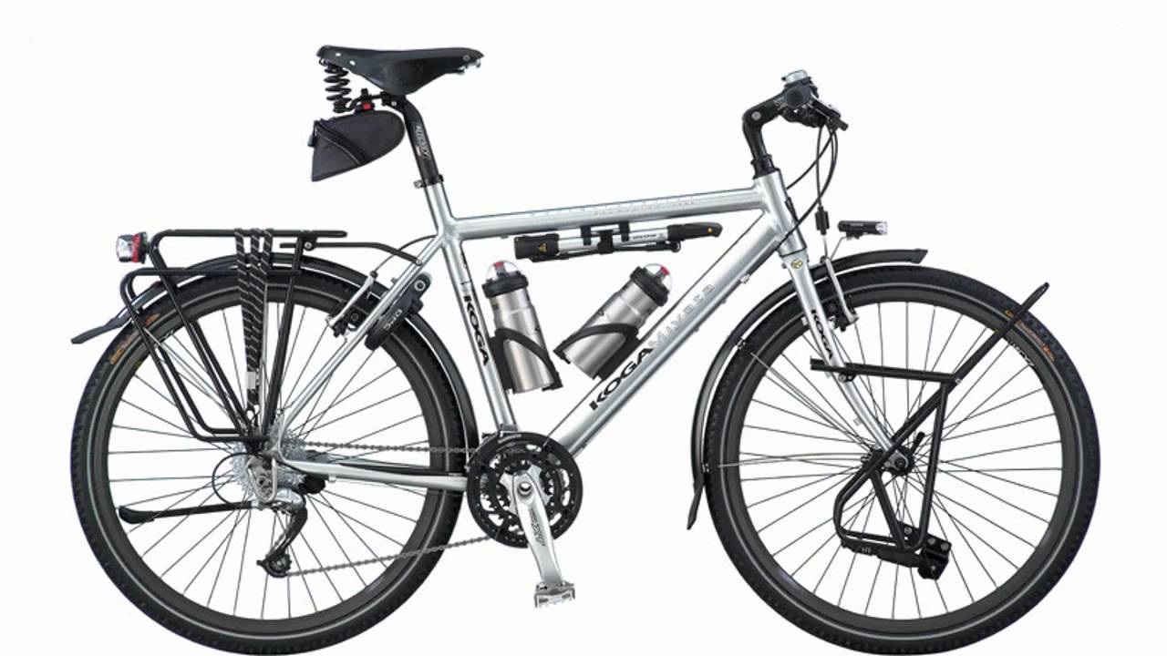 The 100 Best Touring Bicycles - The 100 Most Popular Touring Bikes