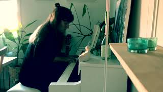 AURORA - Cure For Me - Piano cover