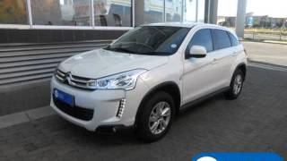 2013 CITROEN C4 AIRCROSS HDi 115 Seduction Auto For Sale On Auto Trader South Africa