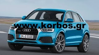 Audi Q3 Oem Multimedia With Rear View Camera and Tv Tuner www.korbos.gr