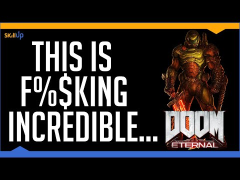...but I think Doom 2016 was better (Doom Eternal Review)