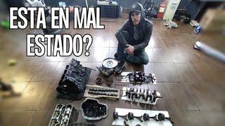 DESARME TODO EL MOTOR DEL CELTIÑO! :O