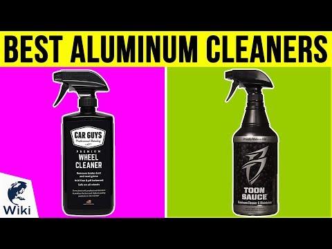 10 Best Aluminum Cleaners 2019