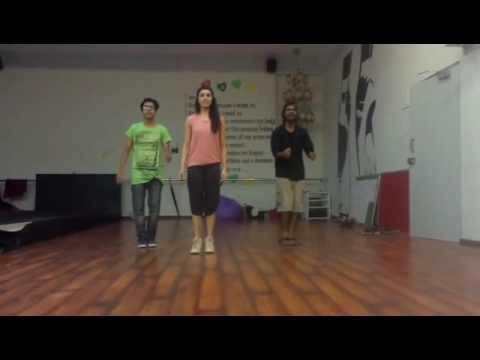 Shraddha kapoor dance practice