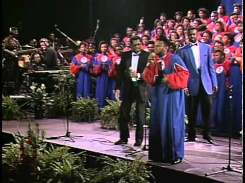 """The Lord Keeps Blessing Me"" - Mississippi Mass Choir"
