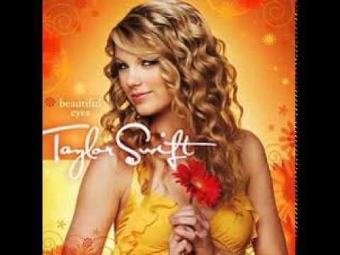 my new Taylor swift Beautiful eyes cd aug.23rd