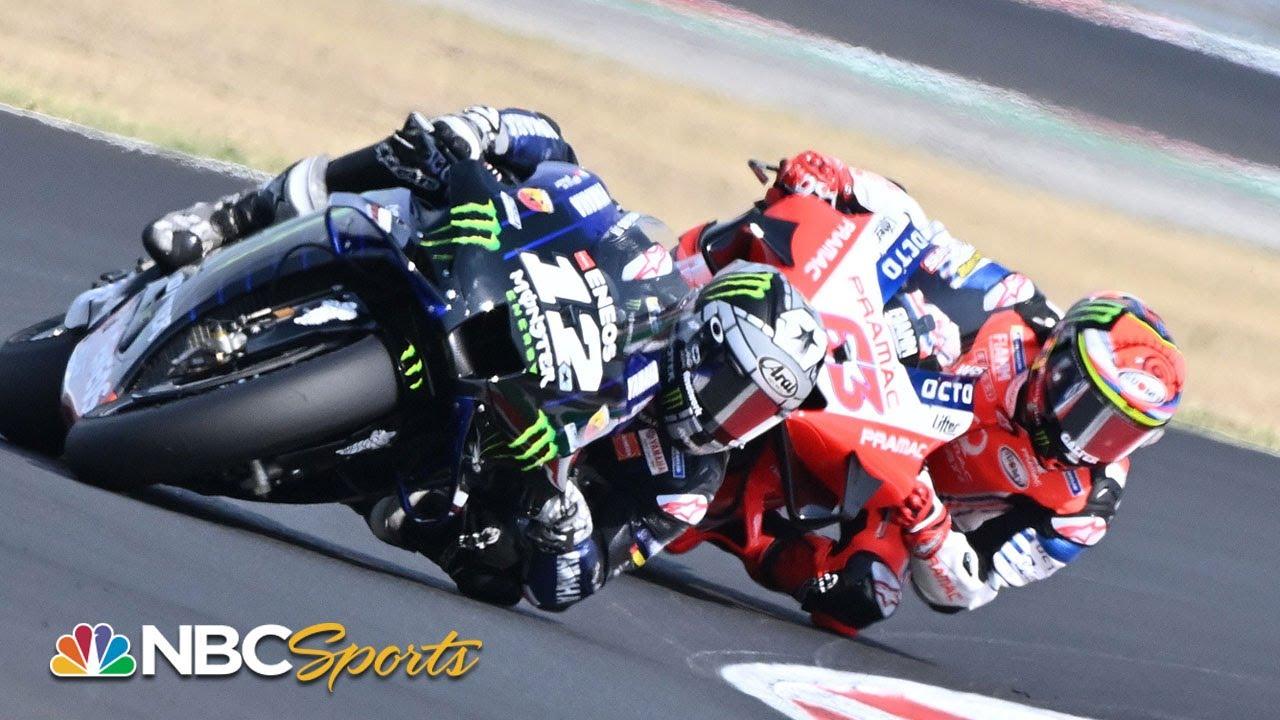 MotoGP: Emilia Romagna Grand Prix | EXTENDED HIGHLIGHTS | 9/20/20 | Motorsports on NBC
