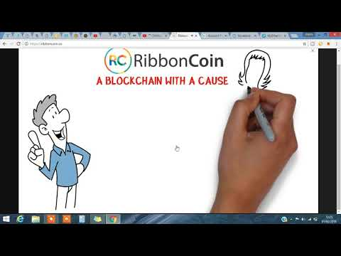 RIBBONCOIN (RBC) REVIEW NEW LENDING EMPOWERING WOMEN'S | RBC | RIBBONCOIN | RIBBON COIN ICO REVIEW