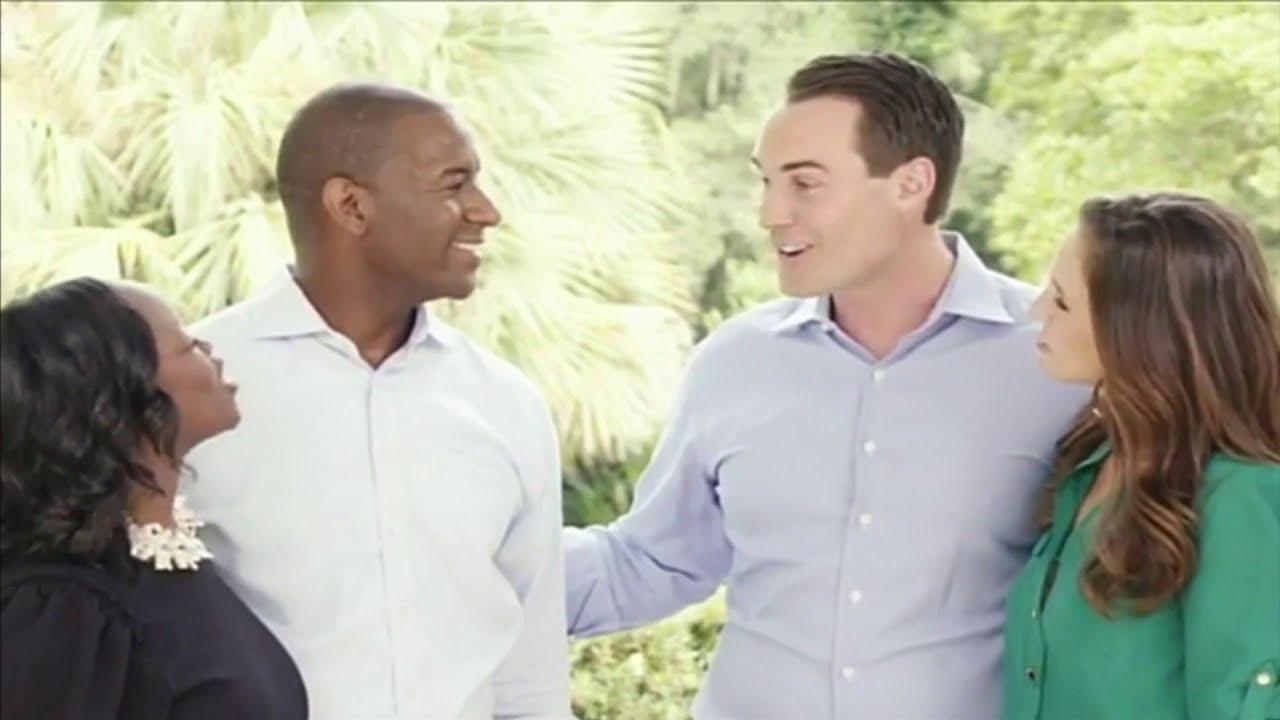 Andrew Gillum chooses former Democratic opponent as running mate