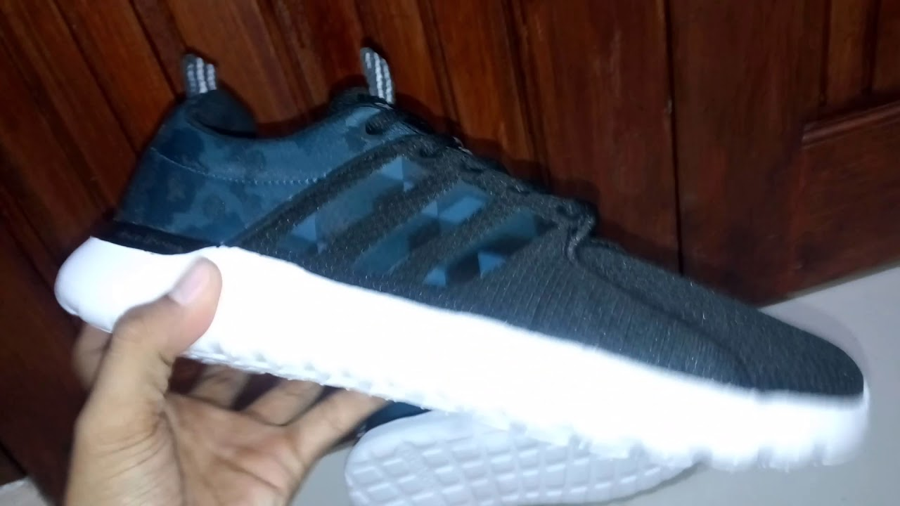 sepatu adidas lite racer mimetico blu originale bnwb indonesia su youtube