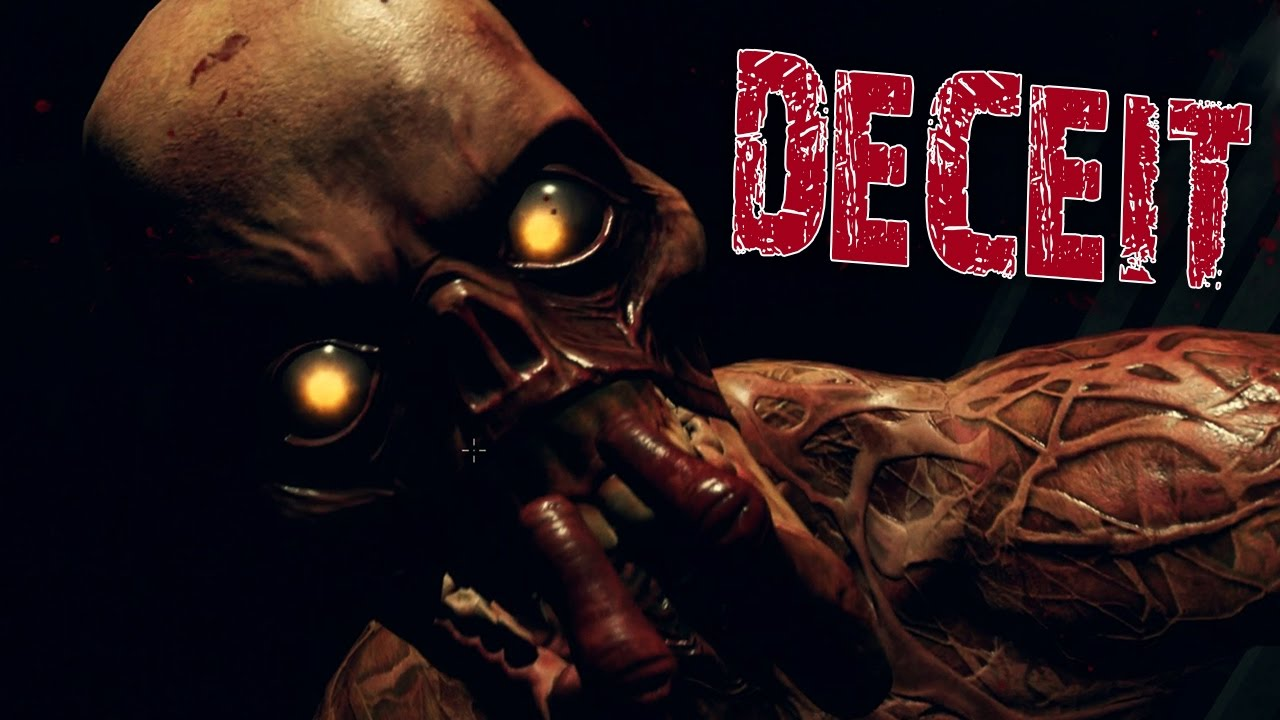 Deceit Gameplay Review Steam Horror Multiplayer Fps Game