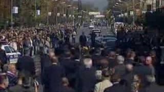 Posljednji ispracaj Milana Jelica 1956-2007