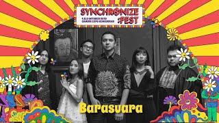 Barasuara LIVE @ Synchronize Fest 2019