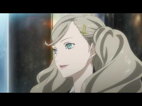 Persona 5 English – All Anime Cutscenes Game Movie