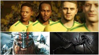 Создатели Inside работают над новой игрой, в FIFA 17 нашествие читеров | Игровые новости