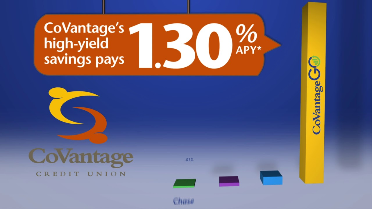 Online Savings Account >> 1 30 Apy On Your Covantagego High Yield Online Savings Account