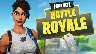 Fortnite Battle Royale: OBTENIR la victoire! - Fortnite Battle Royale Multijoueur Gameplay - (PS4 PRO)