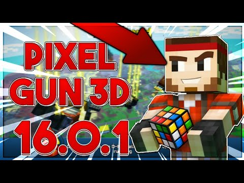 How To SYNC EVERYTHING In Pixel Gun 3D [16.0.1+]