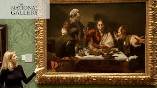 Caravaggio: His life and style in three paintings | National Gallery