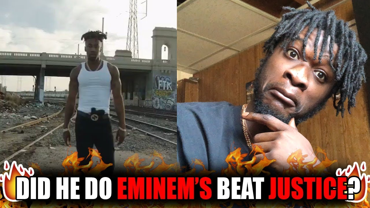 """Download He Going in On Eminem's Beat! 