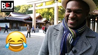 """Why Are You Black?"" (Black in Japan) 