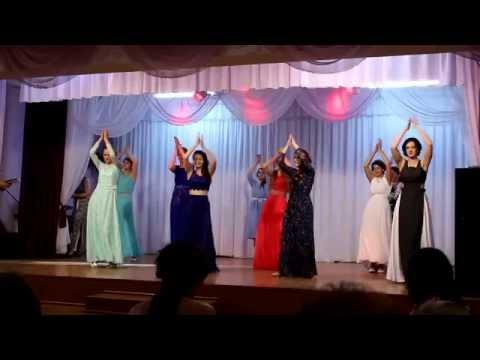 Выпускной танец 11 класс 2016