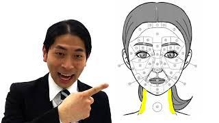 「ホクロ占い」は人相学の一つです。中国で2000年前に確立された統計学...