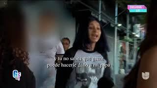 Cardi B fight a reporter from latin tv show El Gordo y La Flaca