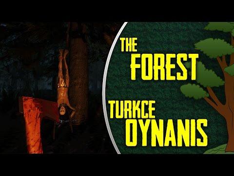 GERİ GELDİK BABUŞLAR / The Forest Türkçe Multiplayer : Bölüm 17
