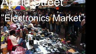 Electronics Market (Ap Liu Street) HD 2016