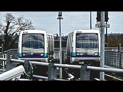 Métro de Rennes - Ligne a - VAL 208