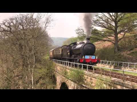 North Yorkshire Moors Railway Spring Steam Gala - 7th May 2016