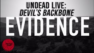 Strange Town: Undead Live - Devil's Backbone Evidence