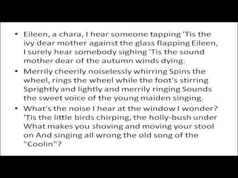 Spinning wheel song- Karaoke