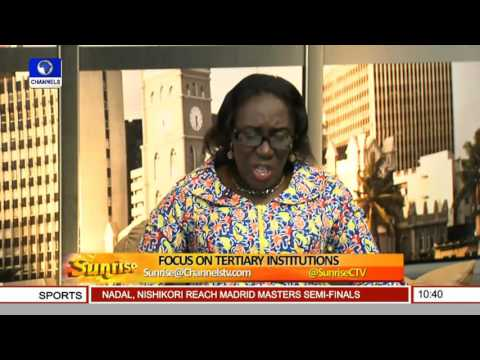 Sunrise: Analysts Focus On Tertiary Institutions Pt 3
