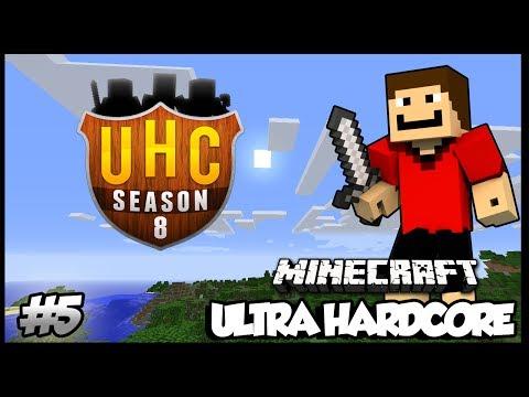 Minecraft: Cube UHC - S8E5 - Ninja Stars