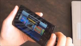 Sony WALKMAN Z (NWZ Z1050) MP3-Player