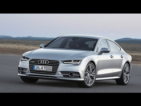 2016 audi a7 start up and review 3 0 l supercharged v6. Black Bedroom Furniture Sets. Home Design Ideas