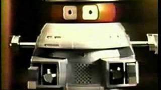 Mego Black Hole Vincent Commercial
