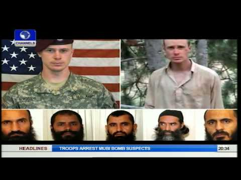 Diplomatic Channel: Taliban Sees US Prisoner Exchange As Gesture Of Goodwill Part 1