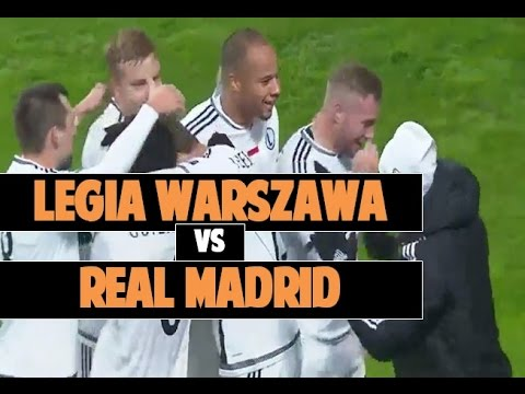 Download Legia Warszawa vs Real Madrid 3-3 All Goals and Highlights  ● UCL 16/17 ● 3/11/2016