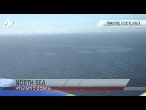 Raw Video: Royal Dutch Shell Oil Spill